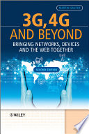 """3G, 4G and Beyond: Bringing Networks, Devices and the Web Together"" by Martin Sauter"