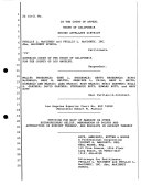 Pdf California. Court of Appeal (2nd Appellate District). Records and Briefs