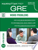 GRE Word Problems Book