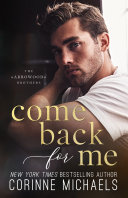 Come Back for Me [Pdf/ePub] eBook