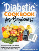 Diabetic Cookbook for Beginners Book