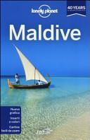 Copertina Libro Maldive