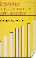 Economic Theory And Its Applications