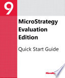 Quick Start Reference Guide For Microstrategy 9 3 1
