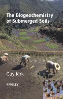Pdf The Biogeochemistry of Submerged Soils