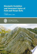 Kinematic Evolution and Structural Styles of Fold and thrust Belts
