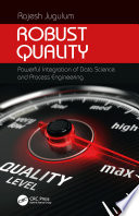 Robust Quality Book