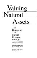 Valuing natural assets