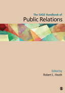 The SAGE Handbook of Public Relations
