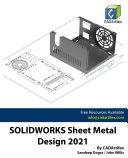 SOLIDWORKS Sheet Metal Design 2021