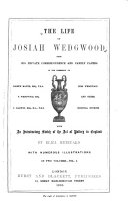 The Life of Josiah Wedgwood