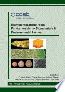 Biomineralization  From Fundamentals to Biomaterials   Environmental Issues
