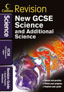 Collins Revision - GCSE Science and Additional Science OCR Gateway B Higher