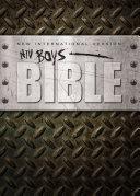 Pdf NIV, Boys Bible, eBook Telecharger