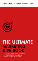 The Ultimate Marketing   PR Book