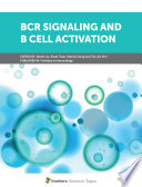 BCR Signaling and B Cell Activation