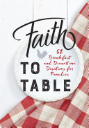 Faith to Table