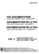 FAO Documentation