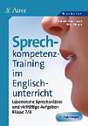 Sprechkompetenz-Training im Englischunterricht 7-8