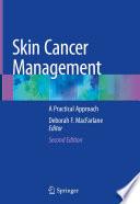 Skin Cancer Management Book