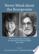 Never Mind about the Bourgeoisie Book