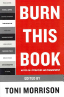 Burn This Book Pdf/ePub eBook