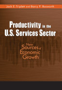 Productivity in the U.S. Services Sector