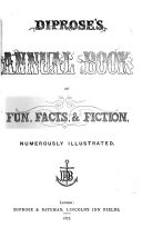 Diprose s annual book of fun  facts   fiction  afterw   Diprose s annual