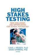Pdf High Stakes Testing Telecharger