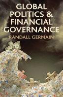 Books - Global Politics&Fin Governance | ISBN 9780230278431