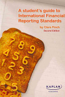 Cover of A Student's Guide to International Financial Reporting Standards