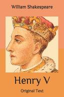 Henry V, Original Text PDF