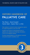 Oxford Handbook of Palliative Care Pdf/ePub eBook
