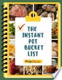 Instant Pot Bucket List
