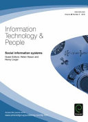Social Information Systems