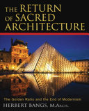 Cover of The Return of Sacred Architecture