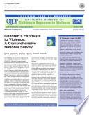 Children s Exposure to Violence