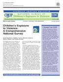 Children's Exposure to Violence [Pdf/ePub] eBook
