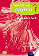 Ánimo: 1: Para AQA Teacher Book