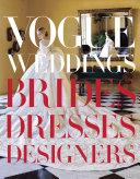 Vogue Weddings Pdf/ePub eBook
