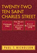 Twenty-Two Ten Saint Charles Street