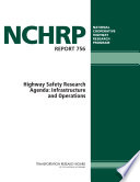 Highway Safety Research Agenda Infrastructure And Operations Book PDF
