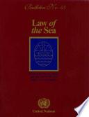 Law Of The Sea Bulletin No 53