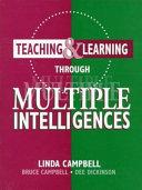 Teaching   Learning Through Multiple Intelligences