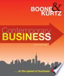 Contemporary Business Book PDF