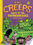The Creeps Chris Schweizer Cover