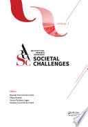 Architectural Research Addressing Societal Challenges Volume 1
