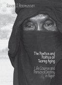 The Poetics and Politics of Tuareg Aging Book