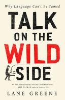 Pdf Talk on the Wild Side