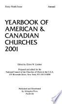 Yearbook of American and Canadian Churches, 2001  : Considering Charitable Choice